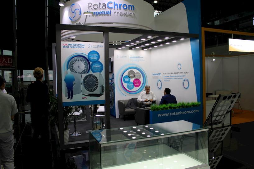 RotaChrom exhibition - CPhI_Shanghai_1