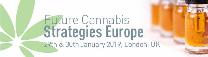 RotaChrom exhibition - Future Cannabis Strategies Europe 2019